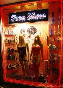 Peep_Show_by_David_Shankbone